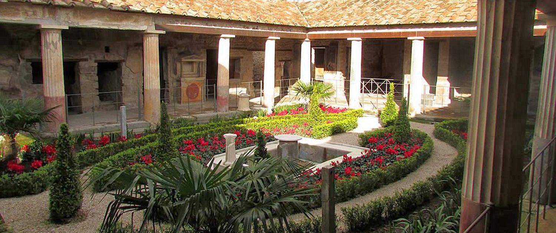 DarioDavide.com   THE TWO-HOUR TOUR OF POMPEII AND ITS ROMAN GARDENS